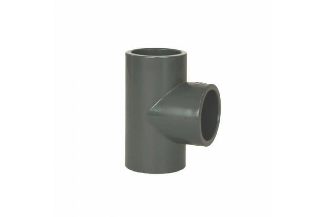 Vagnerpool PVC tvarovka - T-kus 90° 90 mm Vodoinstalační materiál