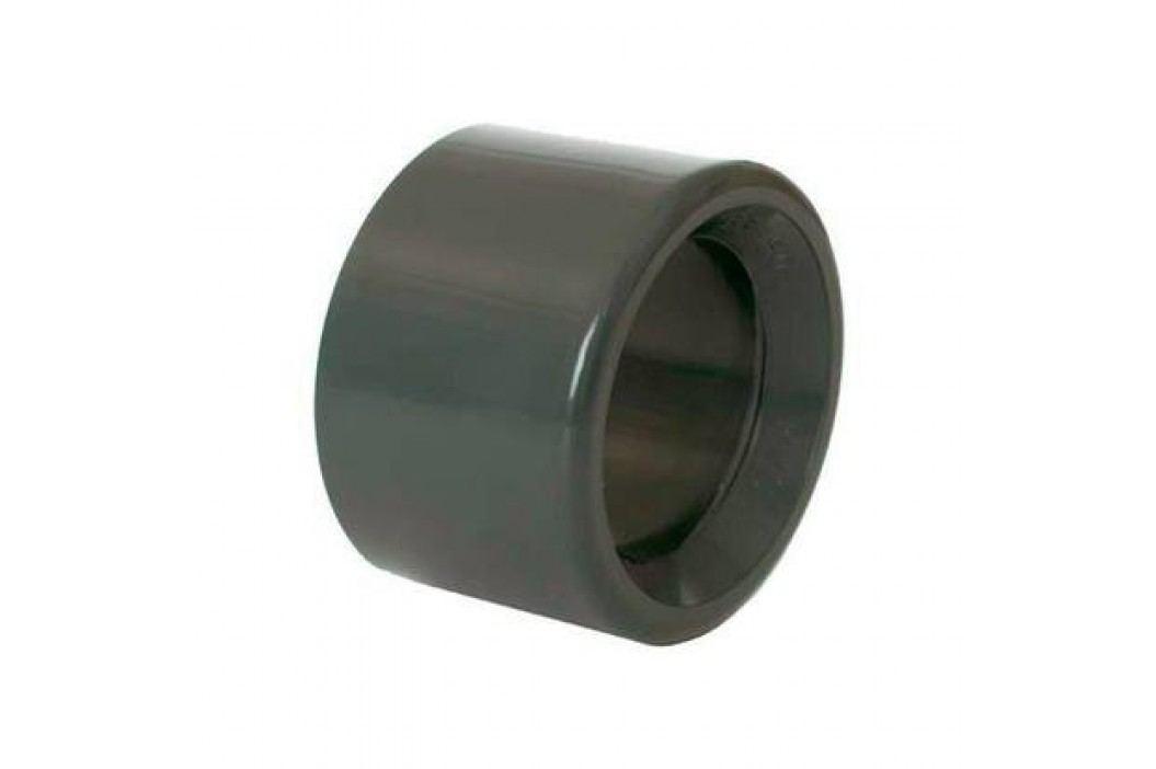 PVC redukce krátká 75 x 50 mm
