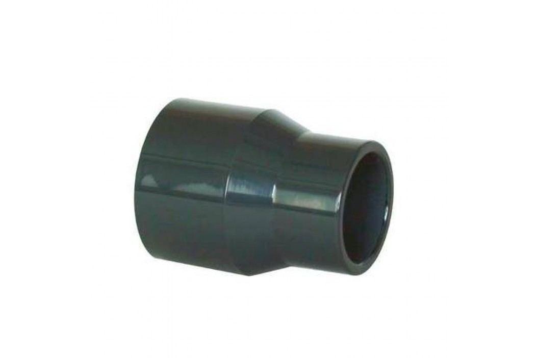 Vágnerpool PVC tvarovka - Redukce dlouhá 63–50 x 25 mm Vodoinstalační materiál