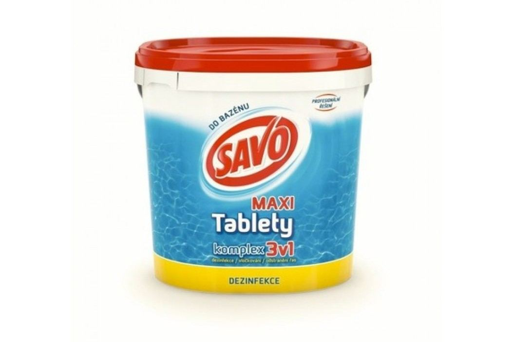 SAVO tablety MAXI komplex 3v1 4Kg