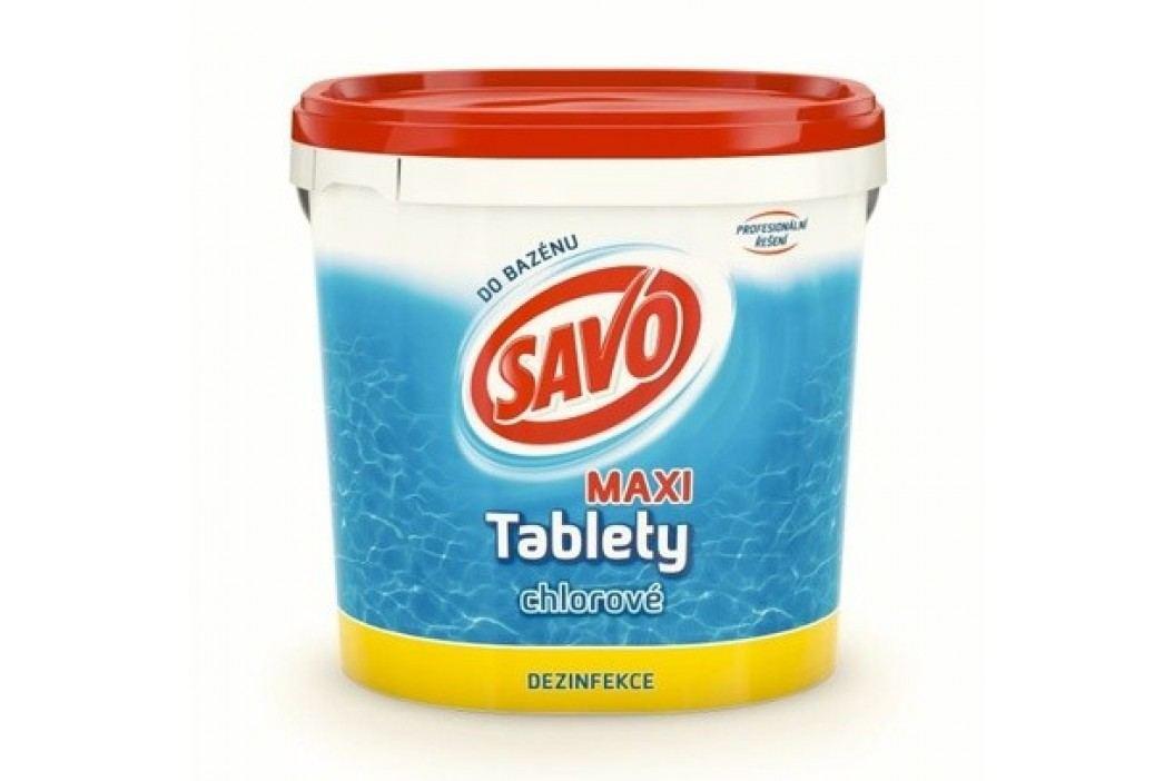 SAVO chlorové tablety MAXI 4,6Kg