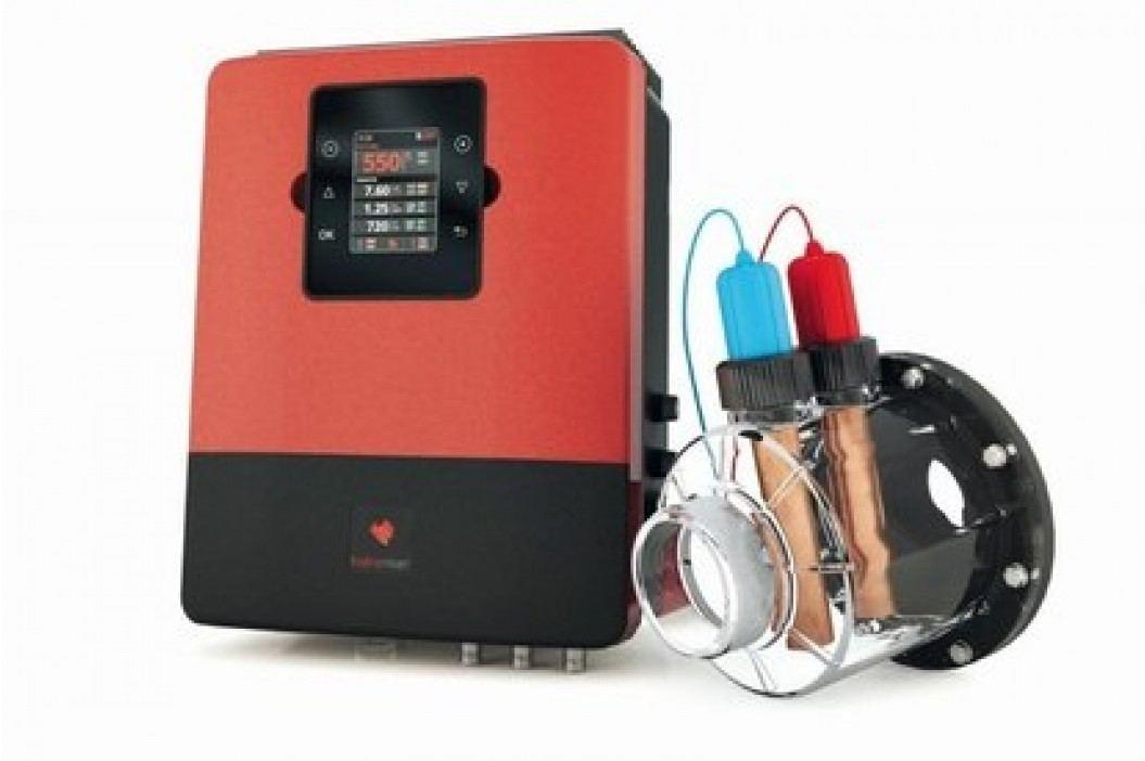 Hidroniser - CU/AG ionizace
