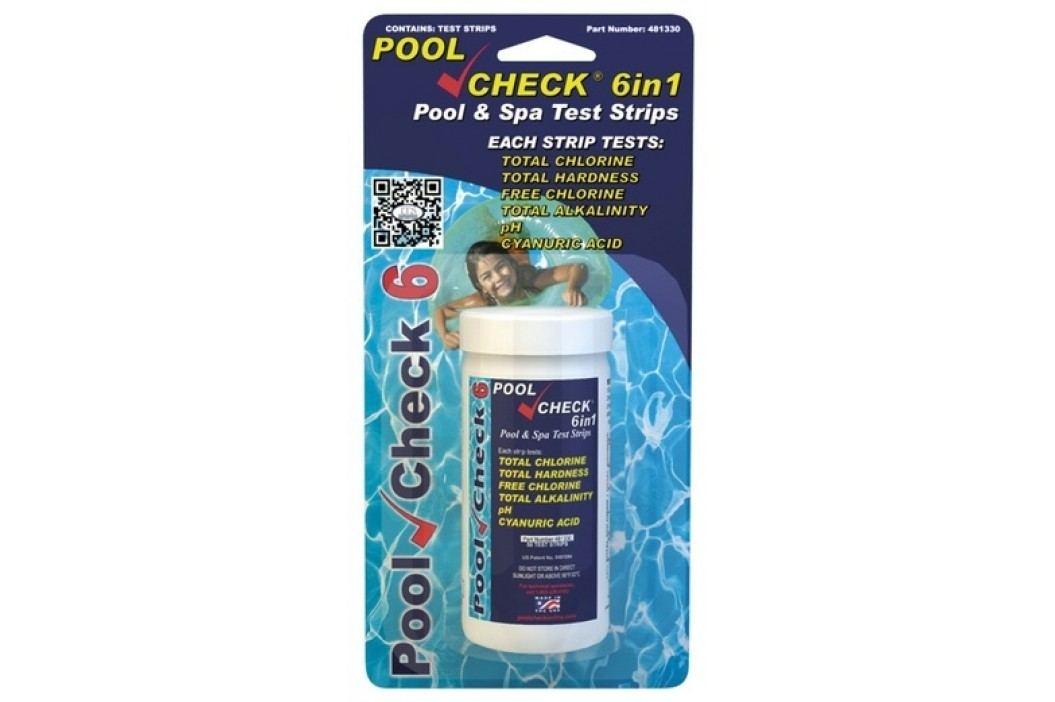Tester PoolCheck 6 v 1