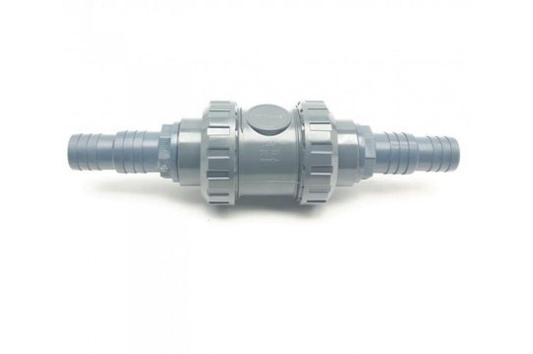 PVC Kuželový zpětný ventil 50mm - 32/38mm SET