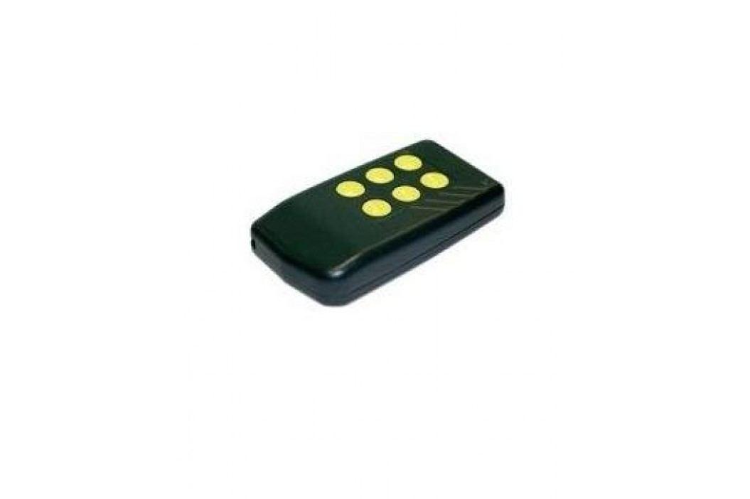 Dálkové ovládání - vysílač signálu spínající 6 kanálů Ovládání atrakcí