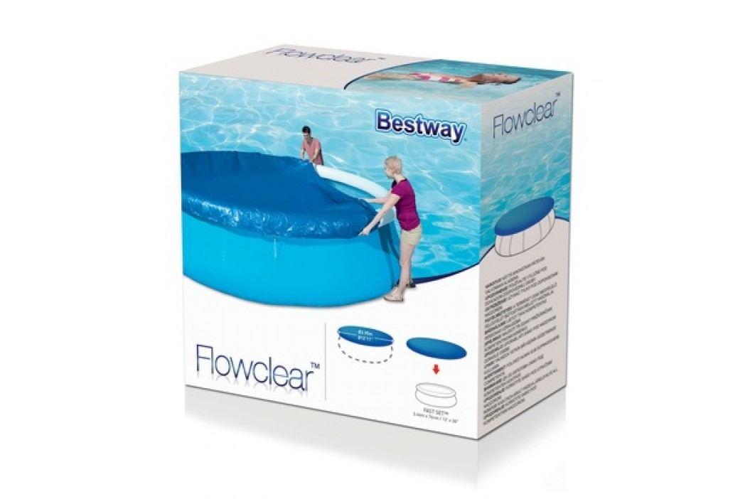 Bestway 58034 krycí plachta na bazén průměru 3,66m Krycí plachty