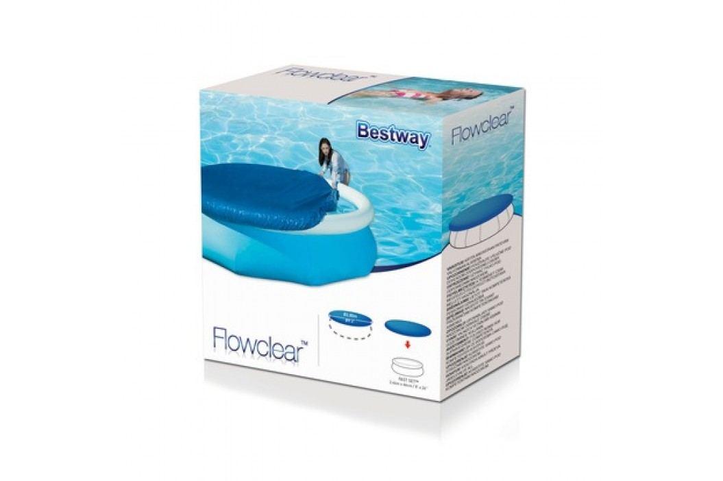 Bestway 58032 krycí plachta na bazén průměru 2,44m Krycí plachty