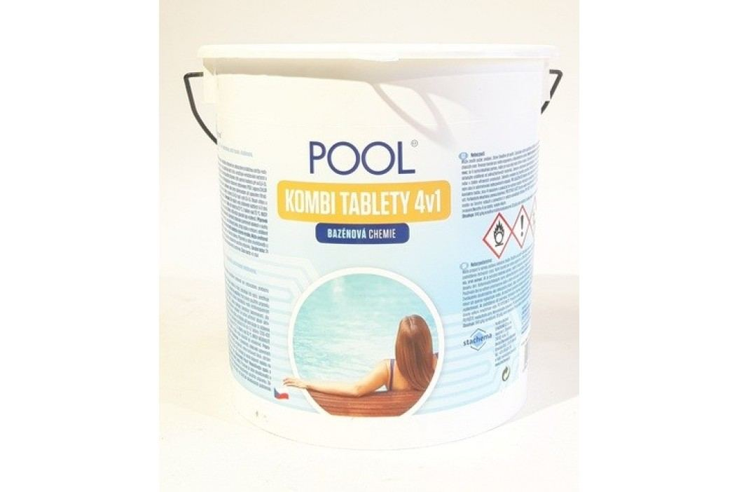 POOL-Laguna KOMBI tablety 4v1 2,2kg