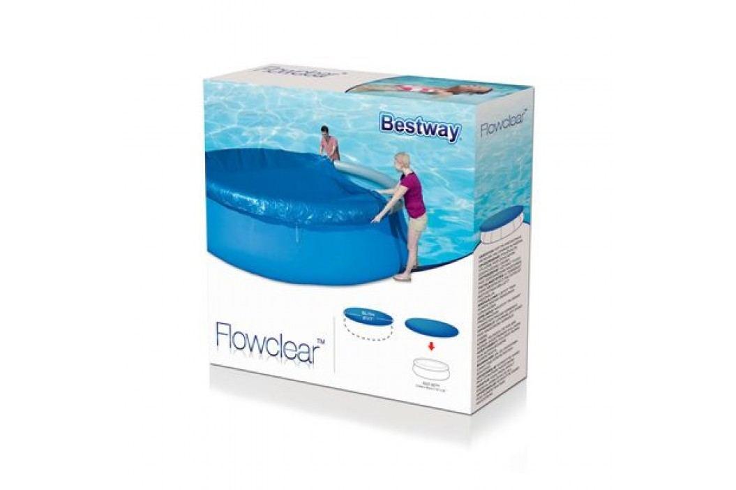 Krycí plachta na bazén Bestway 58415 průměru 3,96m