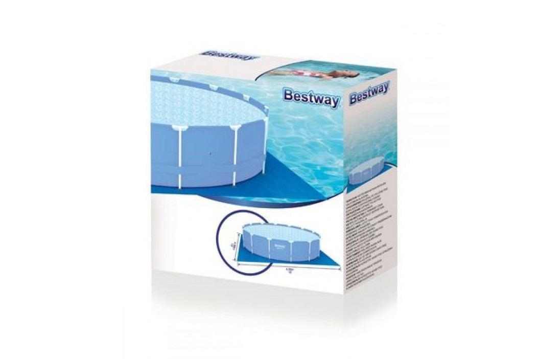 Bestway 58003 podložka pod bazén o průměru 4,6m Podložky pod bazén