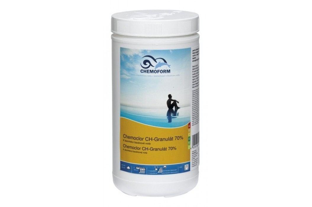 Chemoform CH - granulát 70% 1kg Chlorová dezinfekce bazénové vody