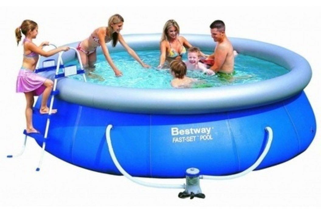 Bestway Fast Set 4,57 x 1,22 m 57289 Bazény Bestway Fast Set