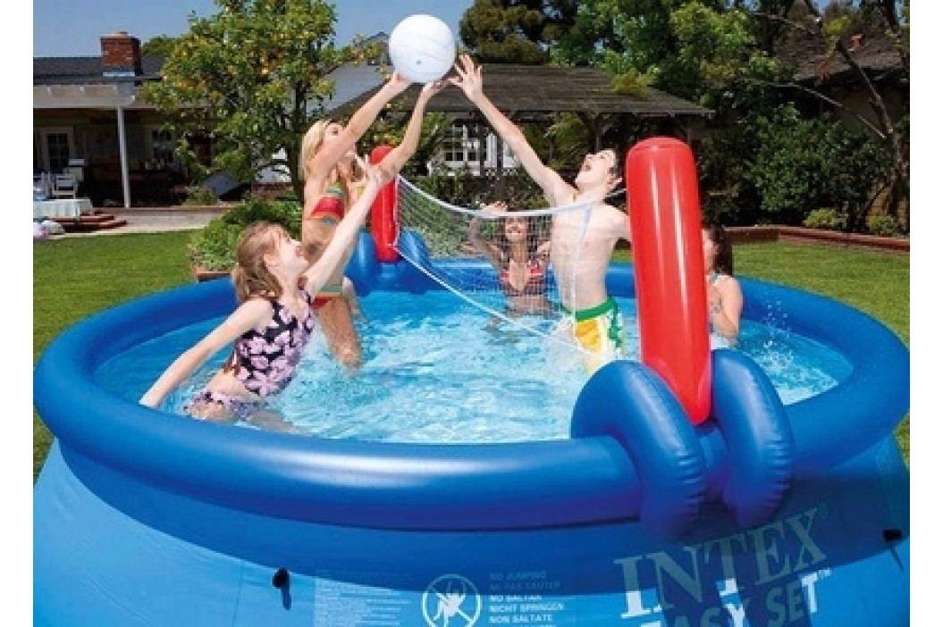 Set volejbal a basketbal pro bazény INTEX 4,57 -  5,49m Vodní hry