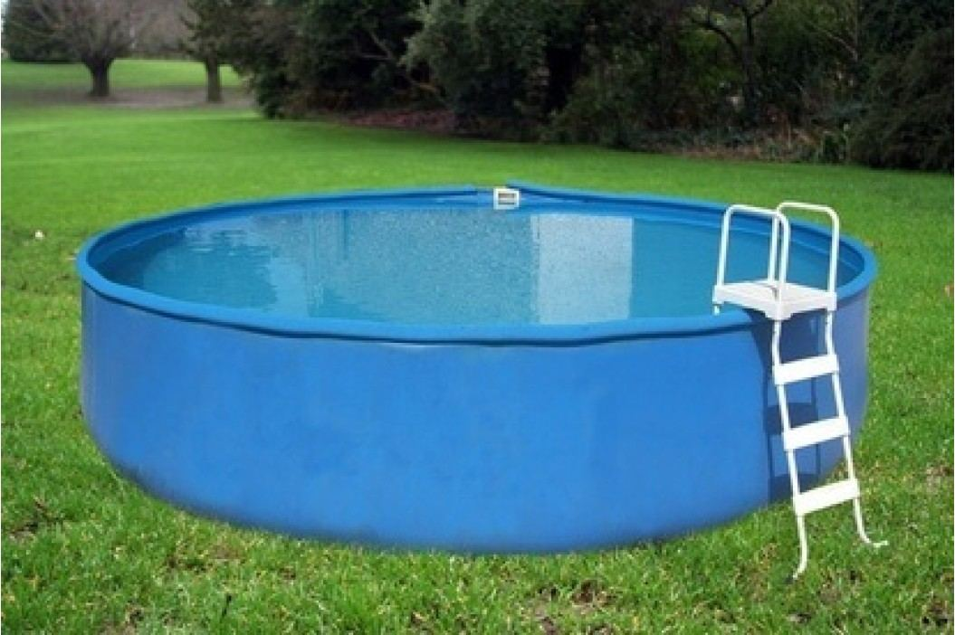 Bazén Kontis Tereza 3,5 x 1,2m bez příslušenství Bazény Tereza