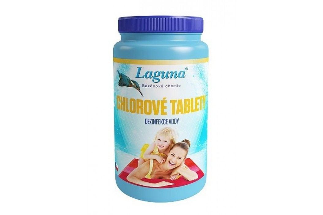 Laguna chlorové tablety 1kg Chlorová dezinfekce bazénové vody
