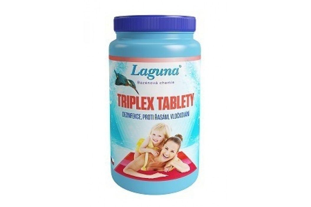Laguna Triplex tablety 1kg Chlorová dezinfekce bazénové vody