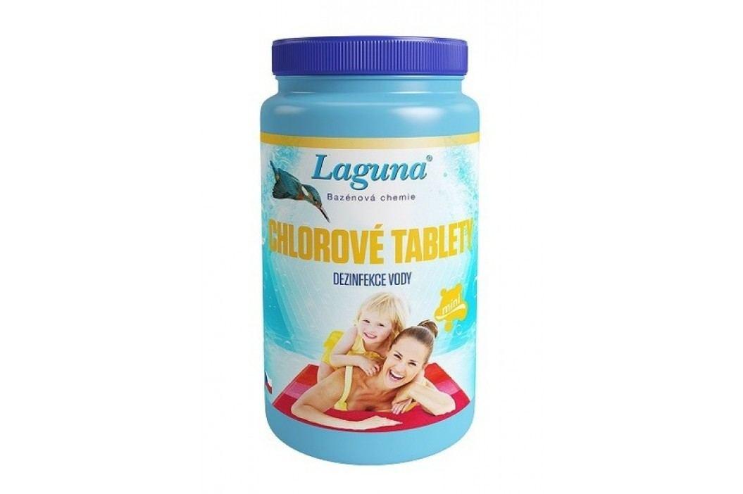 Laguna chlorové tablety mini 1kg Chlorová dezinfekce bazénové vody
