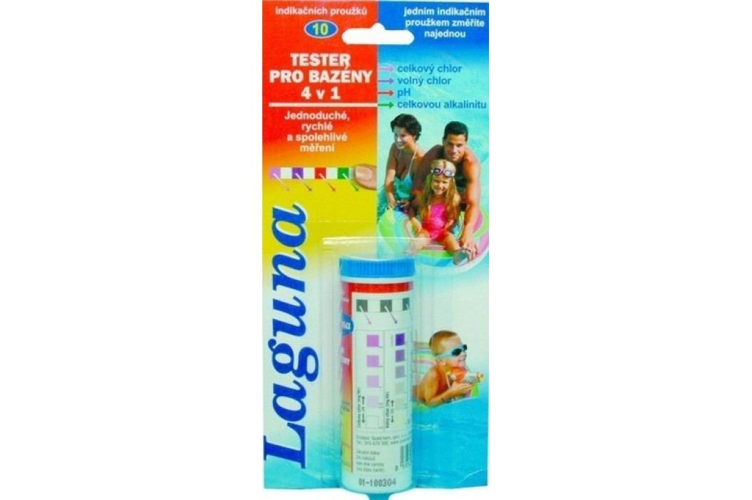 Laguna tester proužkový 4 v 1 Testery bazénové vody