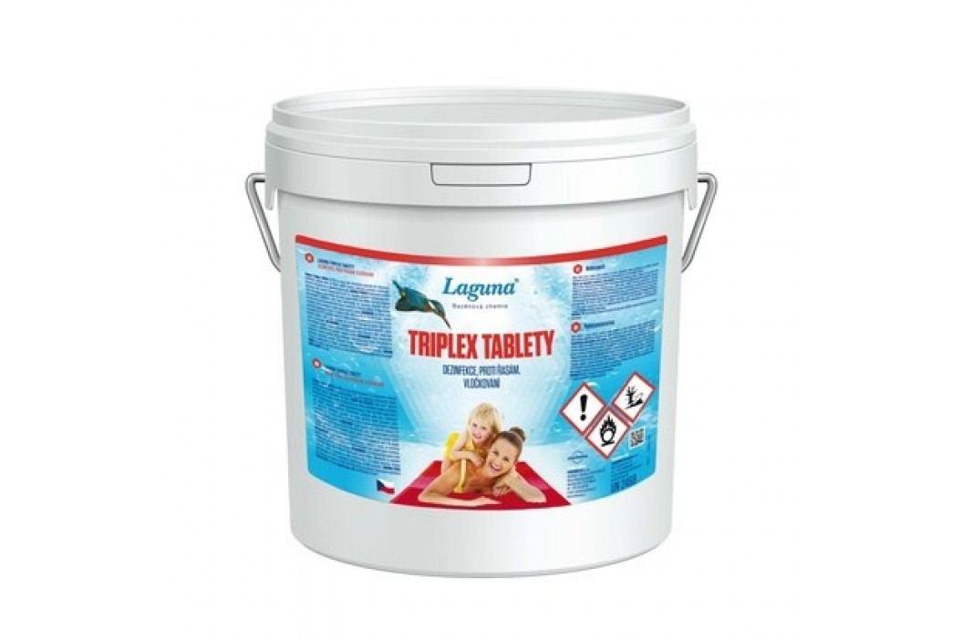 Laguna Triplex tablety 10kg Chlorová dezinfekce bazénové vody