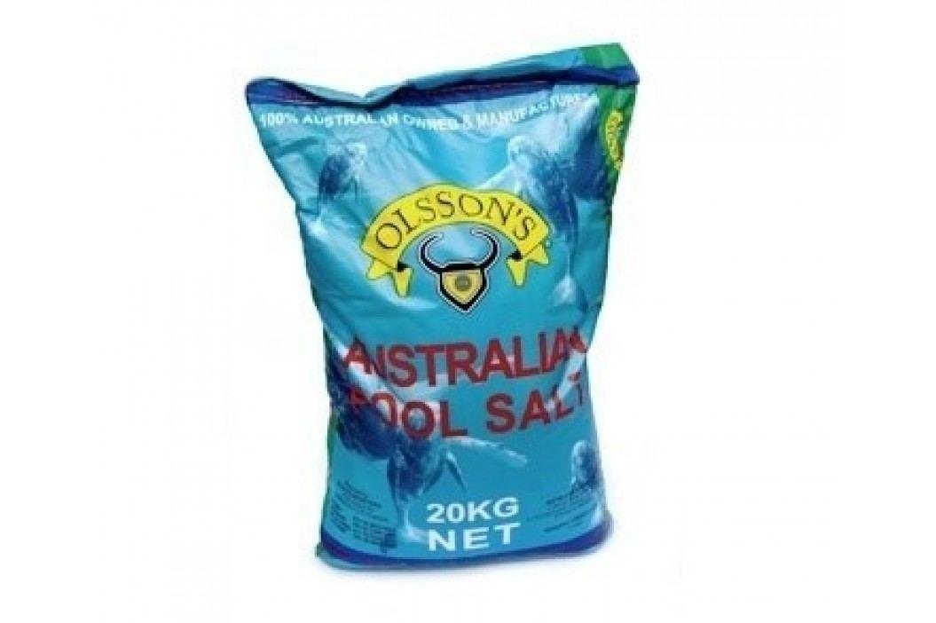 Mořská sůl 20kg Bazénová sůl
