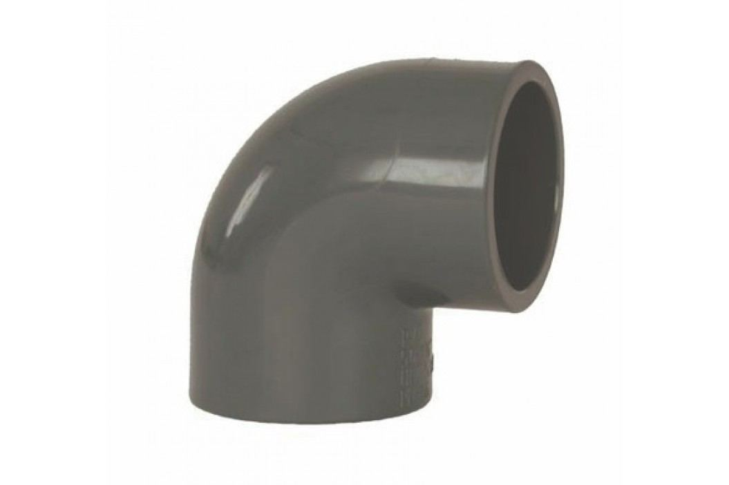 Vagnerpool PVC tvarovka - Úhel 90° 50 mm Vodoinstalační materiál