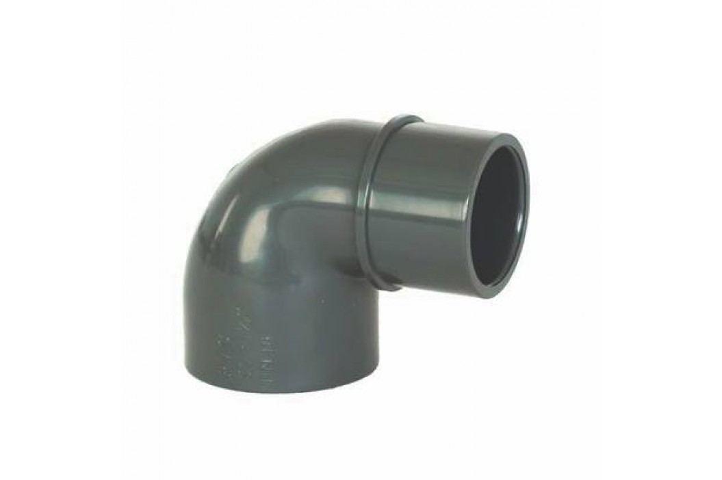 Vagnerpool PVC tvarovka - Úhel 90° 50 int. x 50 ext. Vodoinstalační materiál