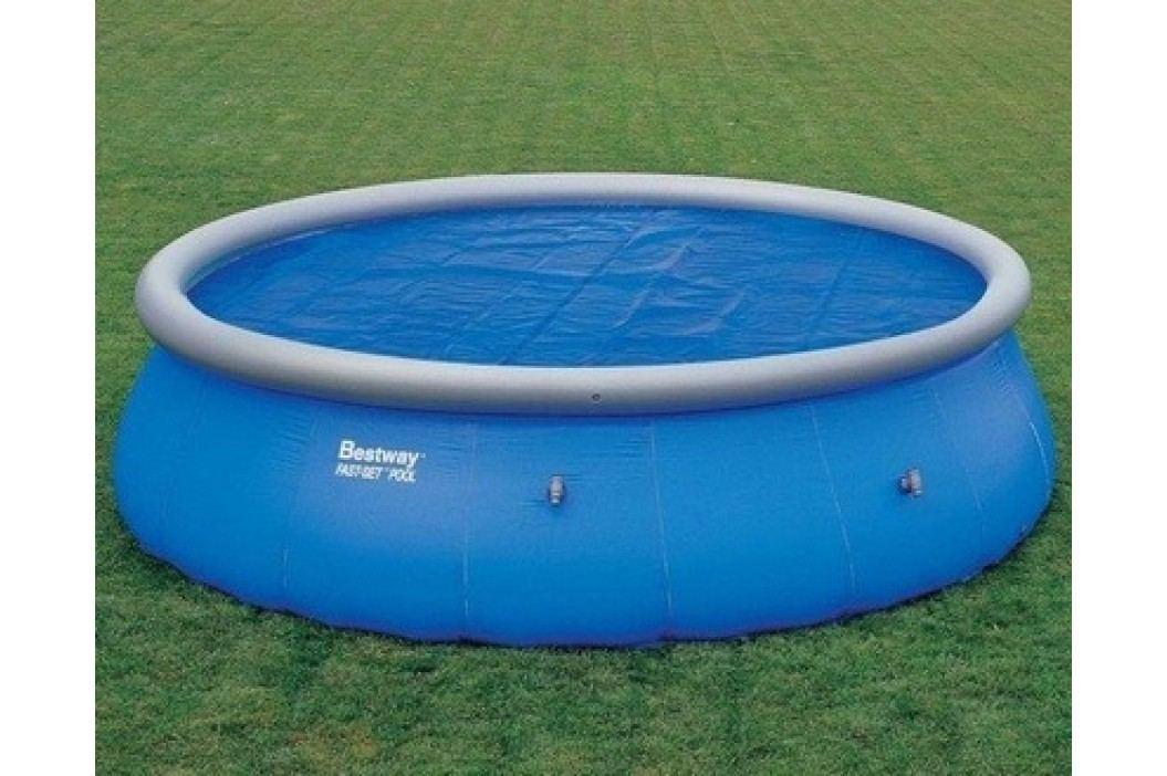 Solární plachta Bestway 58062 na bazén  o průměru 3,66m
