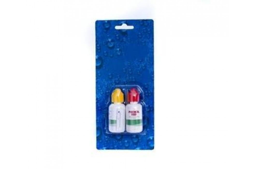 Náhradní kapky do testeru na pH a Cl Testery bazénové vody