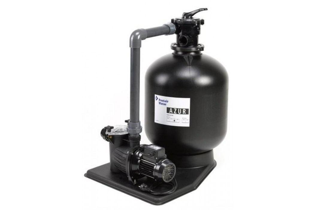 Azur KIT 380 4 m3/h s čerpadlem Preva 25 Písková filtrace