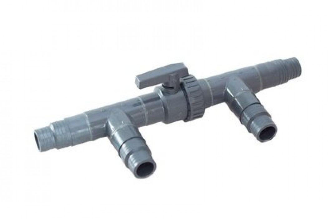 Obtočný ventil solárního ohřevu 32/38 mm Příslušenství k solárním ohřevům