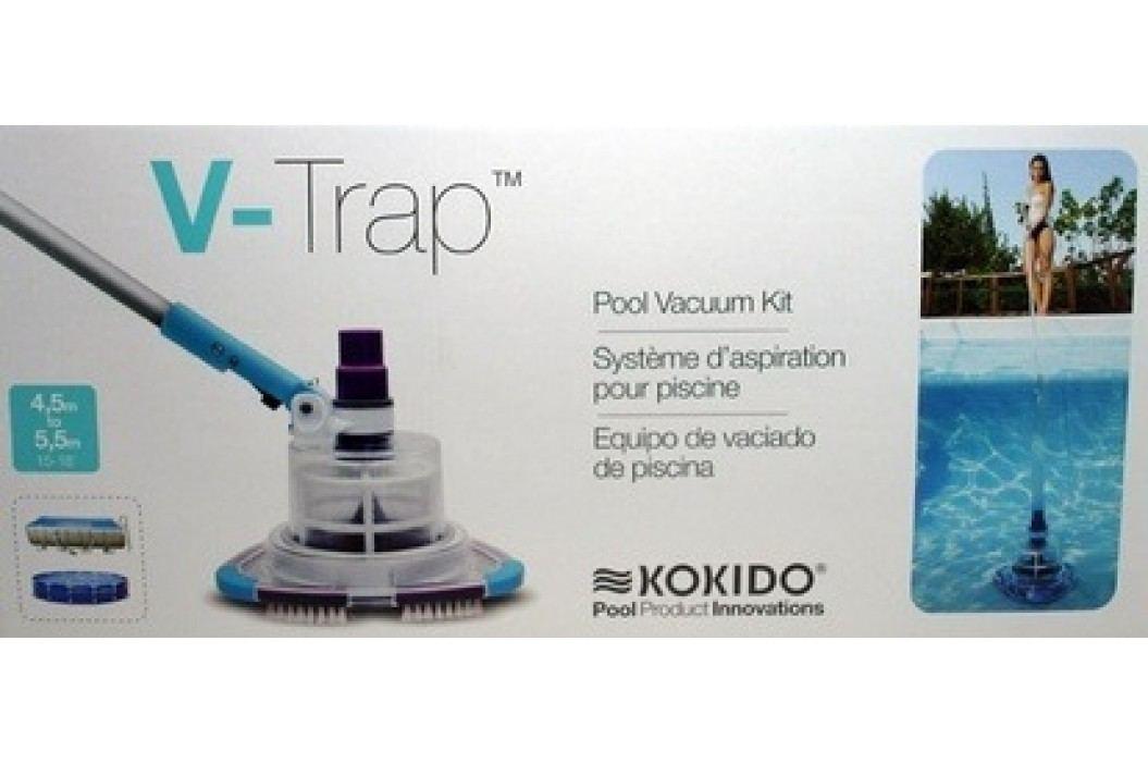 Vysavač V-Trap - set Ruční vysavače