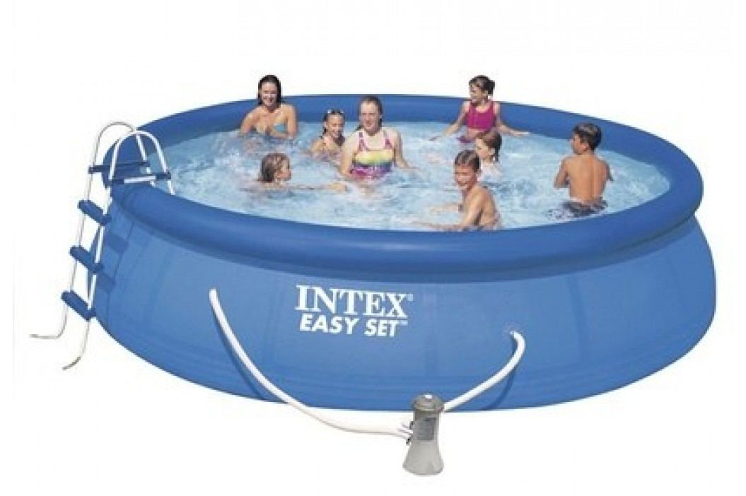 Intex 28168 bazén Easy Set 4,57 x 1,22 m Bazény INTEX Easy Set