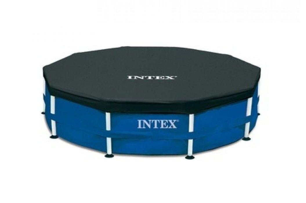 Krycí plachta na bazén INTEX 28030 Frame o průměru 3,05m Krycí plachty