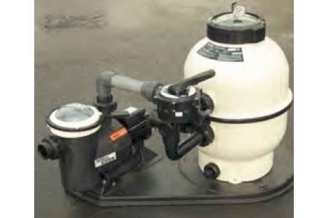 Písková filtrace CONTABRIC 9 Písková filtrace