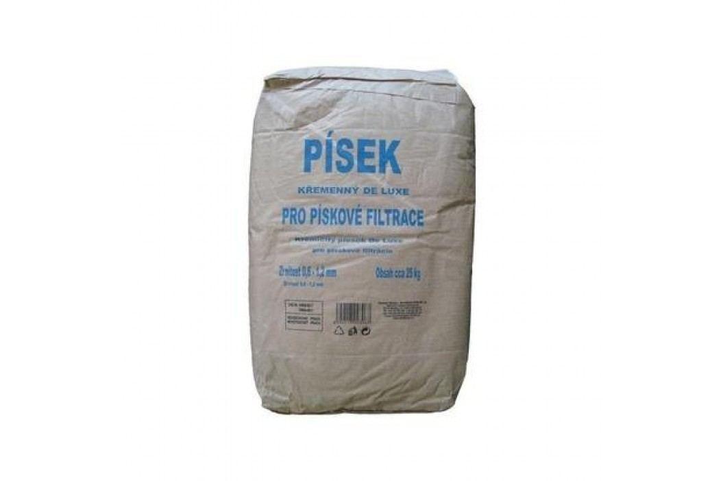 Filtrační písek 25kg Náplně do pískových filtrací