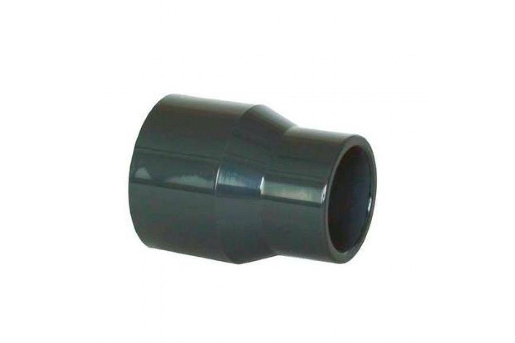 Vágnerpool PVC tvarovka - Redukce dlouhá 63–50 x 50 mm Vodoinstalační materiál