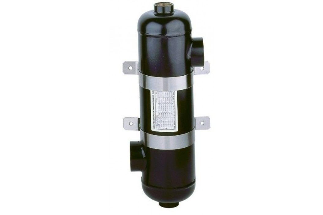 Tepelný výměník OVB 250 73kW do cca 80 m3 vody v bazénu. Tepelné výměníky