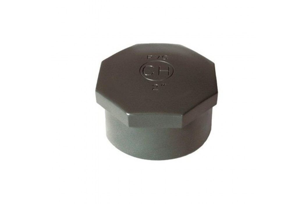 """Zátka PVC  - 11/2"""" interní Vodoinstalační materiál"""