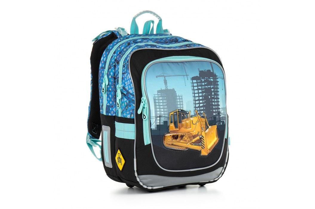 ... Školní batoh Topgal CHI 877 D - Blue Školní batohy pro prvňáčky ... 97fa182dff
