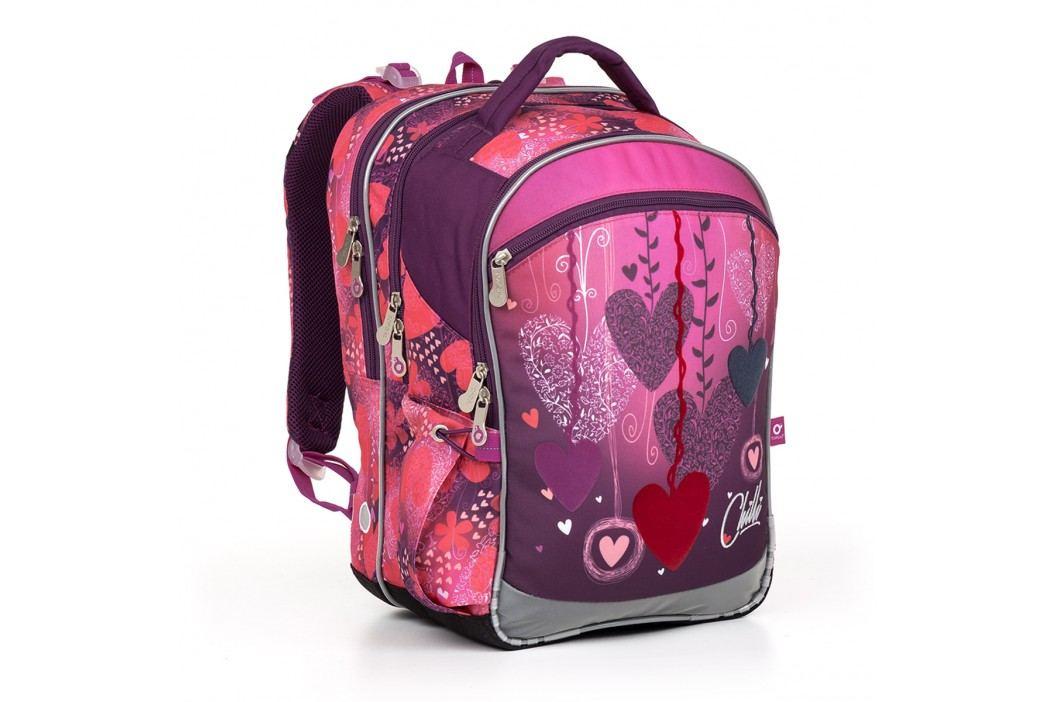 806cb067a8 ... Školní batoh Topgal COCO 17002 G Školní batohy pro prvňáčky ...