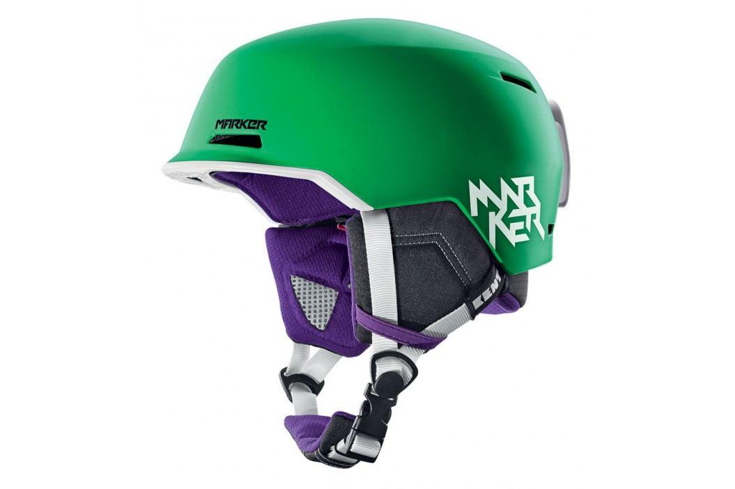 Marker Kent kelly green 51-56 cm Snowboardové přilby