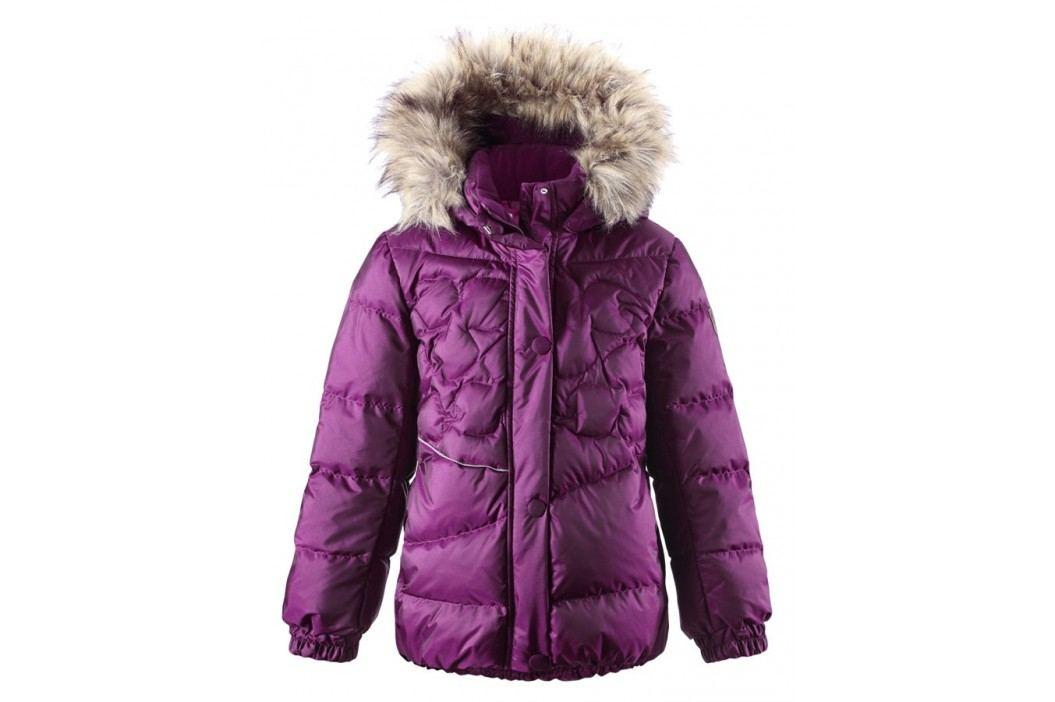 Reima Usvat Beetroot Dětské bundy a kabáty