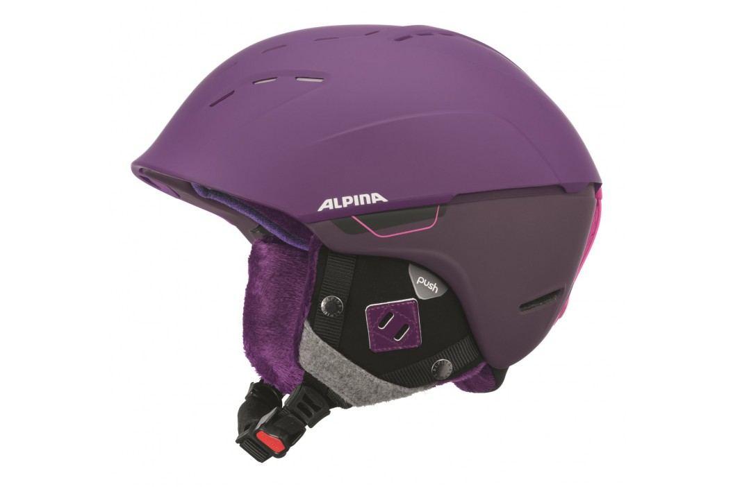 Alpina Spice 17/18 Snowboardové přilby