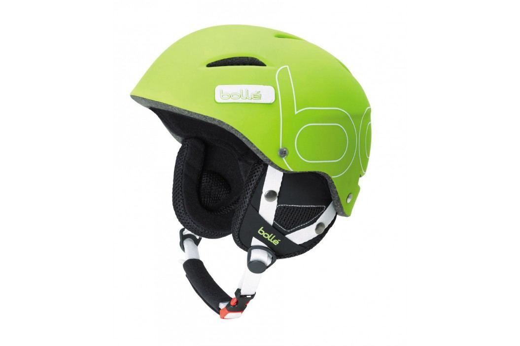 Bollé B-Style Soft Green 58-61 cm Snowboardové přilby