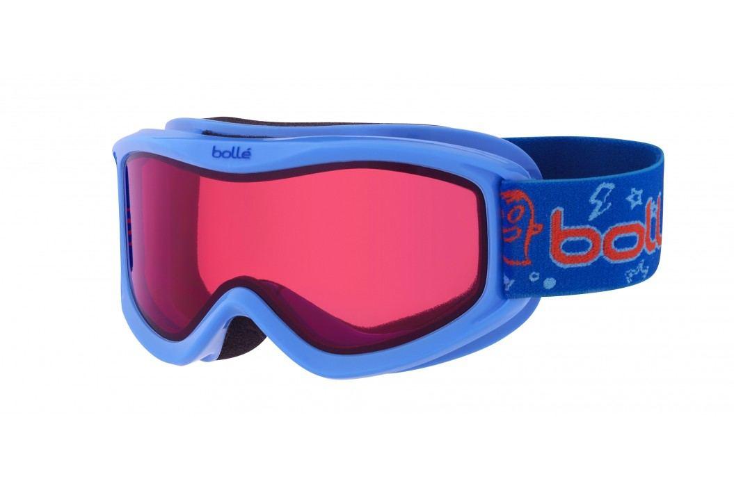 Bollé Amp Blue Monster Vermillon Lyžařské brýle