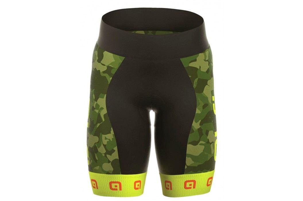 Alé dětské kalhoty Graphics Excel Militare Kid Boy 8 let