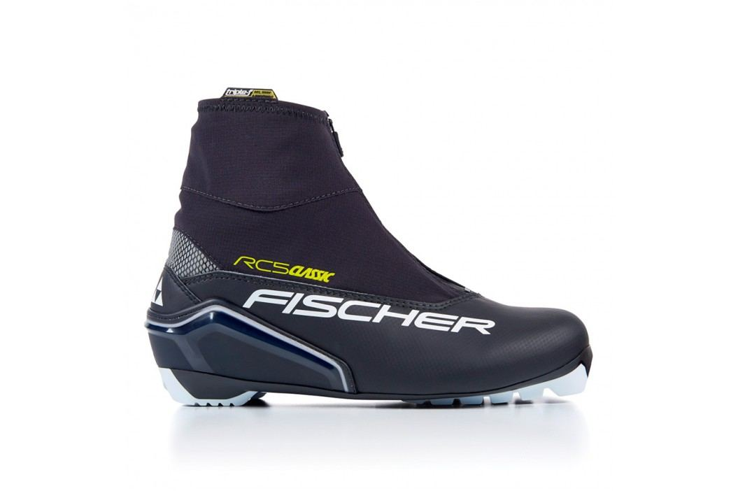 Fischer Rc5 Classic 2017/18 EU 47 Lyžařské boty běžecké