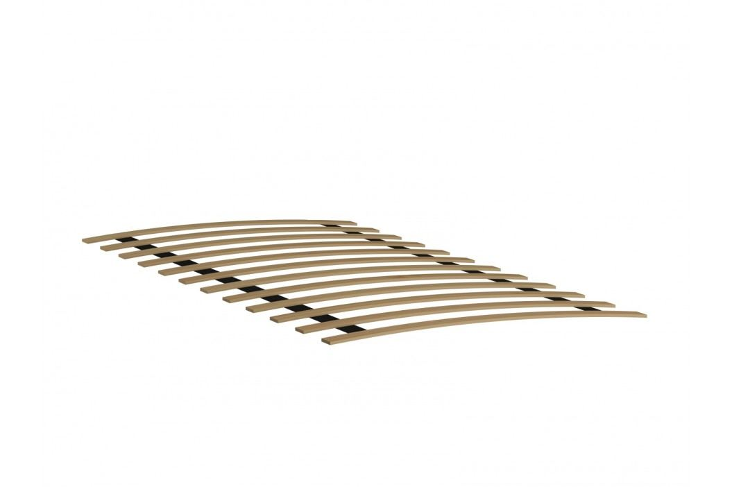 Rošt 80x200 cm, masiv borovice textil Rošty k matracím