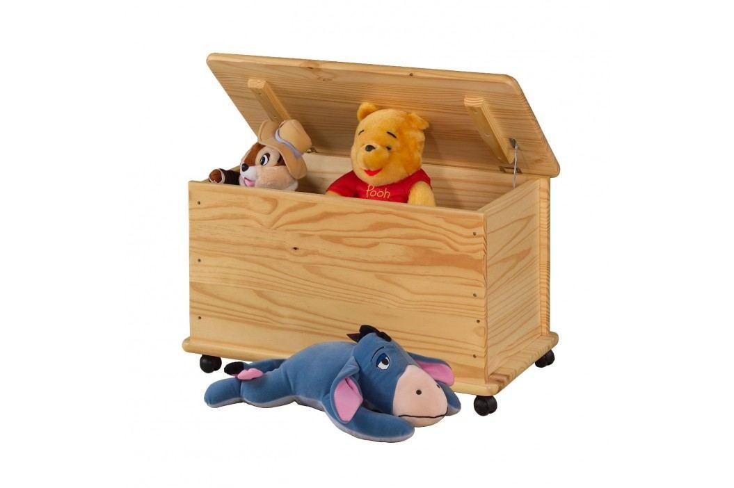 Idea Truhla 8870, masiv borovice Dětský nábytek