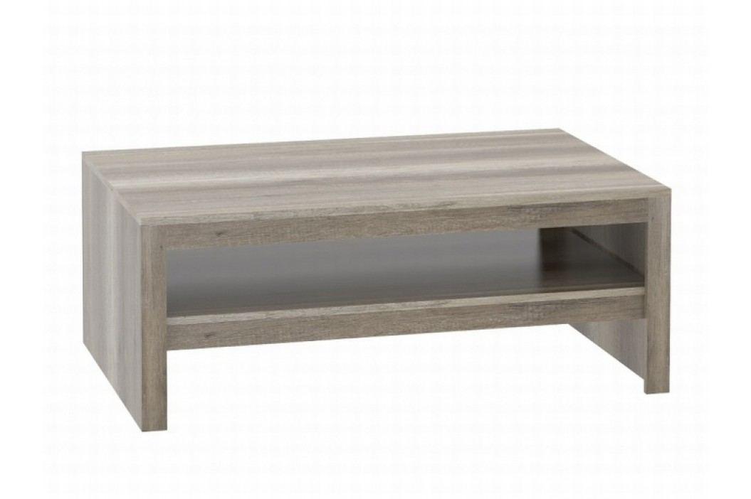 Kvalitní forte MAXIMUS, konferenční stolek INDT21, dub antický